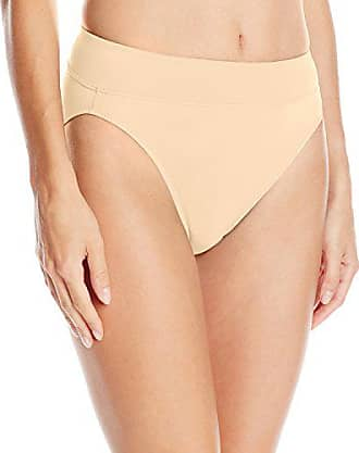 Warner's Womens No No Pinching No Problems Brief Panty, Sand, XX-Large