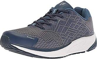 b873826eb4 Propét Propet Mens One Running Shoe, Navy/Grey, 11.5 3E US