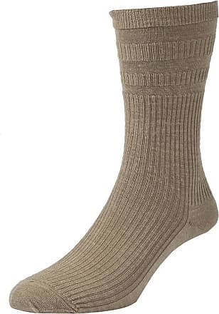 Hj Hall Pack Of 2 Womens/Ladies HJ Hall Socks, The Original Non-Elastic Wool Rich Soc