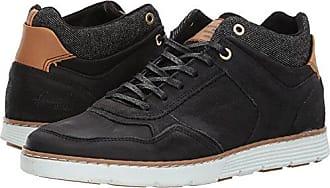Steve Madden Mens Baloo Sneaker, Black, 11 M US