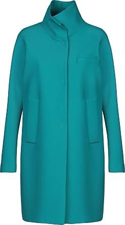 cappotto donna caractere turchese