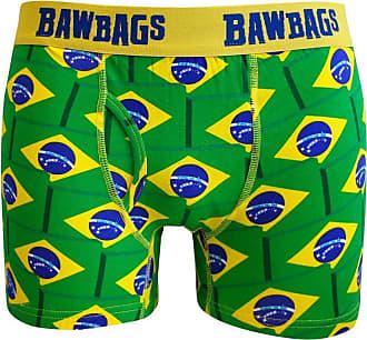 Bawbags Soup Mens Boxer Shorts Boxer Briefs Pants