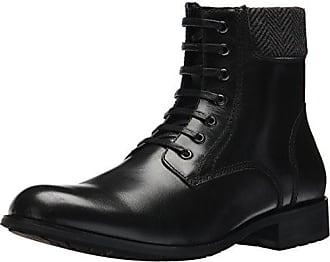 Zanzara Mens SAAR Motorcycle Boot, Black, 10.5 M US