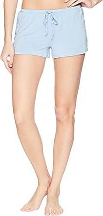 PJ Salvage Womens Lily Lesuiree Shorts, Blue, L