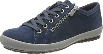 Legero Womens Tanaro Trainers, Blue (Indaco (Blau) 86), 4.5 UK