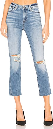 7 For All Mankind Edie in Pretty Vintage Blue