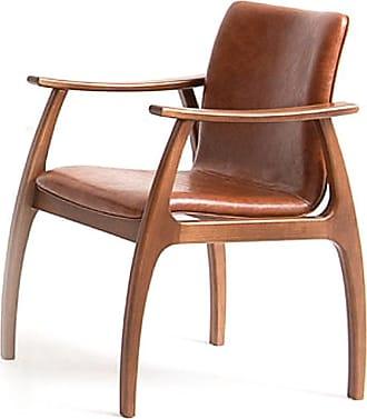 Atelier Clássico Cadeira Dafne Encosto e Assento Anatômico Design Atemporal e Moderno Design by Estúdio Casa A