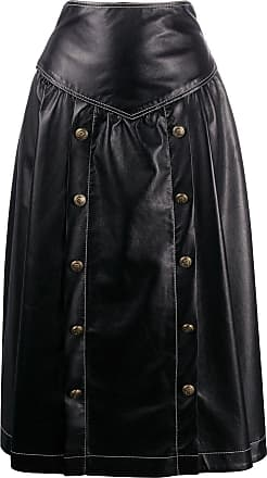 Philosophy di Lorenzo Serafini panelled flared skirt - Black