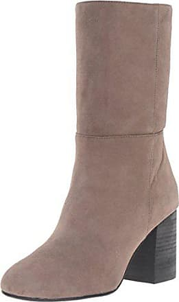 Eileen Fisher Womens Cinch-sd Boot, Shadow, 7.5 M US