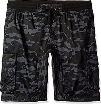 0e33ff2a39 Southpole Big and Tall Mens Jogger Shorts with Cargo Pockets in Solid and  Camo Colors,