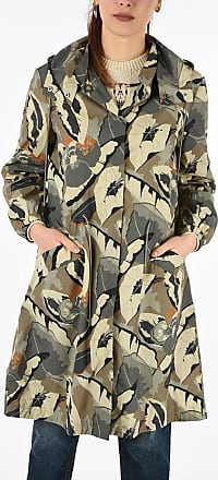 Fabiana Filippi hooded printed coat size 40