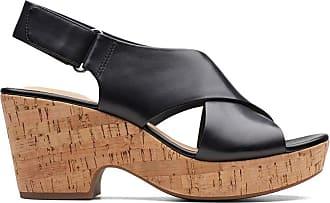 a215914d676952 Chaussures Compensées Clarks® : Achetez jusqu''à −47% | Stylight