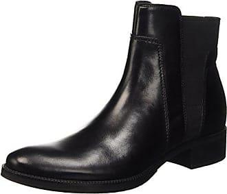 Geox Damen Donna Brogue A Chelsea Boots