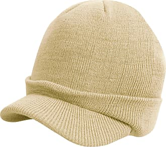 Result Unisex Esco Army Knitted Winter Hat (One Size) (Desert Khaki)