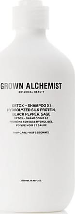 Grown Alchemist Detox - Shampoo 0.1, 500ml - Colorless