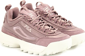 Fila SNEAKER DISRUPTOR LOW IN SATIN 16 colore ROSE 39d99b4edbd