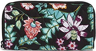 Vera Bradley RFID Georgia Wallet, Signature Cotton, One Size