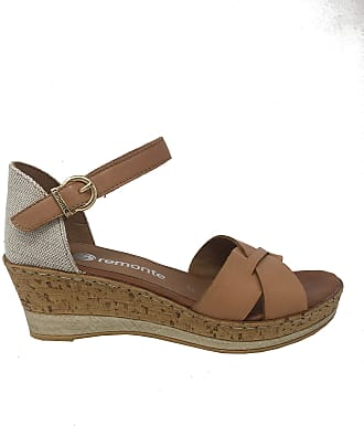 Remonte Back Shoes D4750 Brown Size: 7 UK