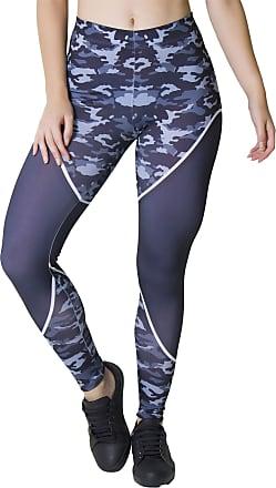 Kaisan Calça Feminina Legging Sublimada Camo Carbon