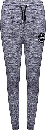 Hype Crest Womens Joggers (8, Grey)