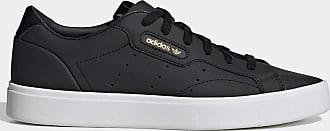 adidas Originals Sleek sneakers in black