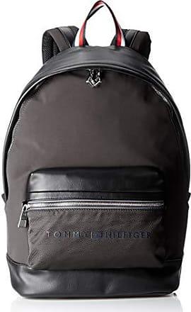 a9d73d8b9c Tommy Hilfiger Urban Novelty Backpack - Zaini Uomo, Nero (Black), 19x45x32  cm