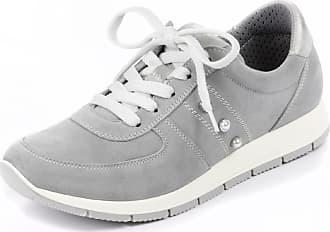 2e7e116a85eb36 Avena Damen Ziegenleder-Sneaker Softness Grau einfarbig Gr. 36, 37, 38,