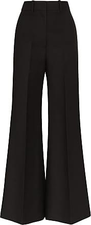 Khaite Calça pantalona Bernadette - Preto