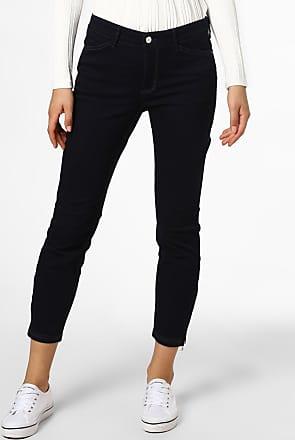 MAC Damen Jeans - Dream Chic blau