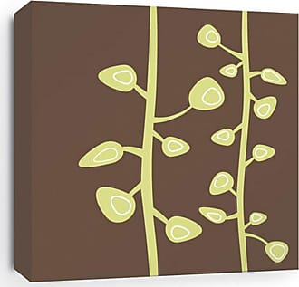 Inhabit Sprout Canvas Wall Art - SPC_1616C