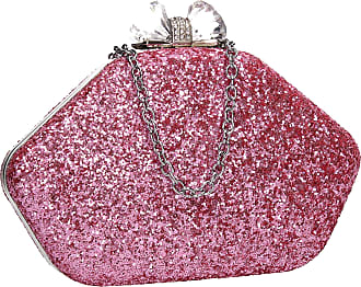 Swankyswans Mariah Shiny Box Party Prom Wedding Night Out Celebrity Ladies Evening Clutch Bag