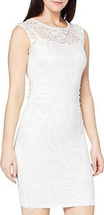 Weiß spitzenkleider kurz Elegante kurze