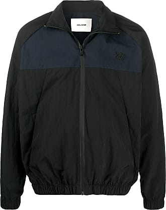 Zadig & Voltaire technical bomber jacket - Blue