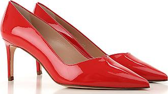 Stuart Weitzman Pumps & High Heels for Women On Sale, Red, Patent, 2017, 10