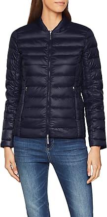 A X Armani Exchange Womens 8nyb01 Jacket, Blue (Navy 1510), Medium
