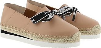 See By Chloé Espadrilles - Platform Espadrilles Leather Rosellina - rose - Espadrilles for ladies