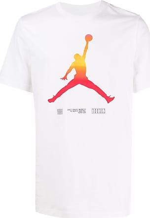 Nike Air Jordan T-Shirt - Weiß