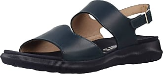 Wonders Women Sandals and Slippers Women C5623 Blue 3.5 UK