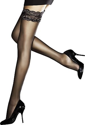 f809bb39b Fiore Luxury Super Fine 20 Denier Sheer Hold Ups (Medium