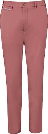 Hiltl Trousers design Packer HILTL red