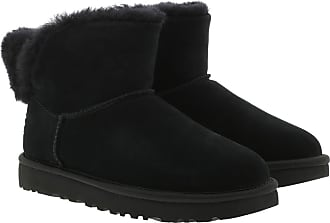 UGG Boots & Booties - W Classic Bling Mini Black - black - Boots & Booties for ladies