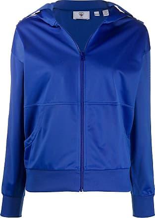 Rossignol x JCC logo tape tracksuit jacket - Blue