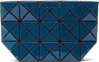 Bao Bao Issey Miyake Prism Top-zip Pvc Pouch - Womens - Blue