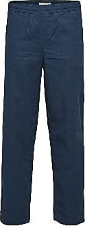 Selected Cooper Relaxed Leinenhose - Dark Sapphire - Size XL