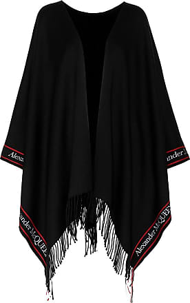 Alexander McQueen Wool and cashmere shawl