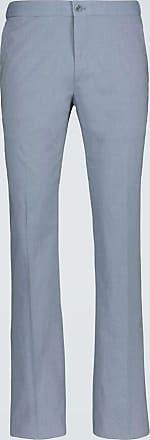 Incotex Paper Touch drawstring pants