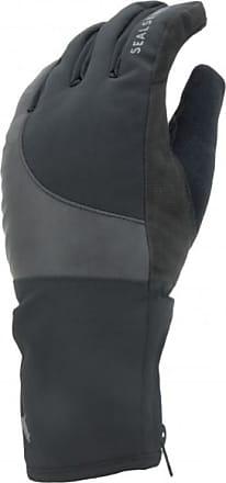 Sealskinz Waterproof Cold Weather Reflective Cycle Glove Guanti Unisex | nero