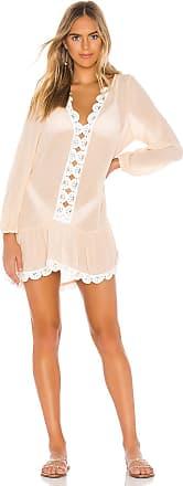 Eberjey Summer Of Love Elba Dress in Peach