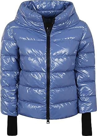 Herno Fashion Woman PI0837D122209075 Light Blue Polyamide Down Jacket | Fall Winter 20