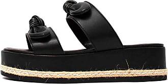 Damannu Shoes Tamanco Sandy - Cor: Preto - Tamanho: 38